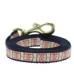 View Image 1 of Up Country Tan Plaid Dog Leash