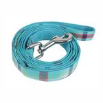 View Image 1 of Uptown Dog Leash by Puppia - Aqua