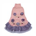 View Image 1 of Uptown Girl Alpaca Dog Dress