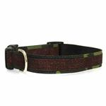 View Image 1 of Urban Chic Glitter Dog Collar - Camo