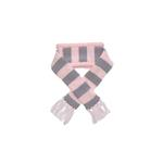 View Image 2 of Urban Stripe Dog Scarf by Dogo - Pink
