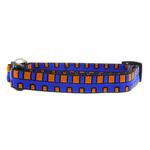 View Image 1 of Utility Clip Dog Collar - Piano Keys