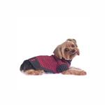View Image 3 of Varsity Girl Dog Sweater with Scarf