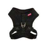 View Image 2 of Vera Snugfit Dog Harness by Pinkaholic - Black