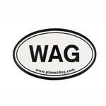 View Image 1 of Wag Euro Sticker by Planet Dog