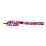View Image 1 of WaLk-e-Woo Martini Dog Leash - Pink
