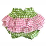 View Image 1 of Watermelon Ruffled Dog Panties