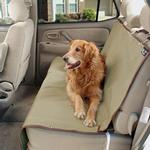 View Image 1 of Waterproof Bench Pet Seat Cover - Beige