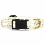 View Image 2 of Up Country Wedding Collection - Love & Cherish Dog Collar