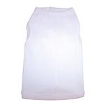 View Image 1 of White Doggy Tank Top
