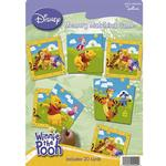 Winnie the Pooh Party Supplies - Matching Party Game