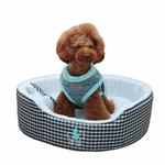 View Image 1 of Witty Dog Bed by Pinkaholic  - Blue