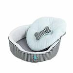 View Image 2 of Witty Dog Bed by Pinkaholic  - Blue