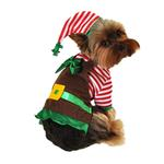 View Image 1 of Workshop Elf Dog Costume