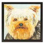 View Image 1 of Yorkie Oil Painting