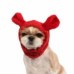 View Image 1 of Yuppie Dog Snood by Puppia - Red