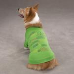 View Image 1 of Zack & Zoey Doggie Doo List Dog T-Shirt