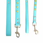 View Image 2 of Zack & Zoey Flutter Bugs Charm Dog Leash - Bumble Bee