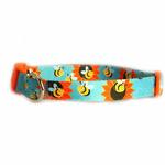 View Image 1 of Zack & Zoey Flutter Bugs Dog Collar - Bumble Bee