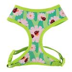 View Image 2 of Zack & Zoey Flutter Bugs Dog Harness - Lady Bug