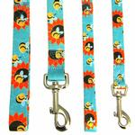 View Image 2 of Zack & Zoey Flutter Bugs Dog Leash - Bumble Bee
