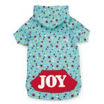 View Image 1 of Winter Lights Dog Hoodie - Joy