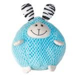 View Image 1 of Zanies Bumblies Dog Toy - Blue