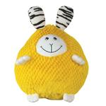 View Image 1 of Zanies Bumblies Dog Toy - Yellow