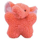 View Image 1 of Zanies Cuddly Berber Babies - Pink Elephant
