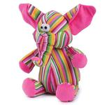 View Image 1 of Zanies Funky Trunks Dog Toy - Pink