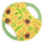 View Image 1 of Zanies Jungle Bunch Rope Flyer Dog Toy