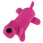 View Image 1 of Zanies Neon Big Yelpers Dog Toy - Hot Pink
