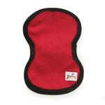 View Image 2 of Zanies Rawhiders Dog Toy - Red