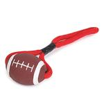 View Image 1 of Zanies Sports Rope and Rubber Tugs - Football