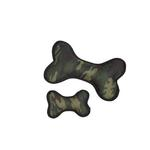 View Image 2 of Zanies Toughstructable Camo Bones - Green