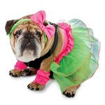 View Image 1 of Zelda 80's Party Halloween Dog Costume
