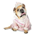 View Image 1 of Zelda Princess Halloween Dog Costume