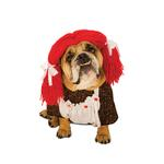 View Image 1 of Zelda Rag Doll Halloween Dog Costume