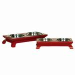 View Image 1 of Zhao Dog Feeding Table