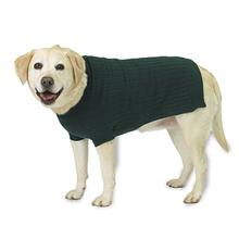 Barker's Basic Dog Sweater - Hunter Green