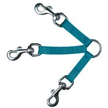 3-Way Coupler Leash by Guardian Gear - Malibu Blue