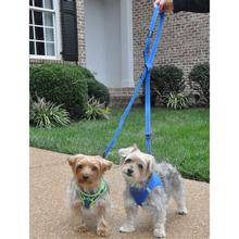 6 Way Multi-Function Dog Leash - Cobalt Blue