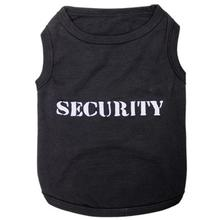 Security Dog Tank by Parisian Pet