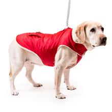 Aspen Dog Parka - Red