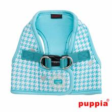 Aggie Dog Harness Vest by Puppia - Aqua