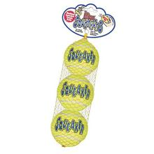 Air Kong 3 Tennis Balls with Squeaker