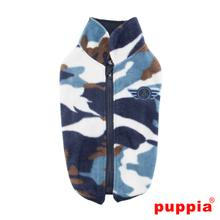 Airman Dog Vest by Puppia - Blue