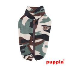 Airman Dog Vest by Puppia - Camo
