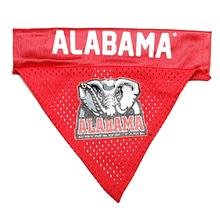 Alabama Dog Bandana Collar Slider