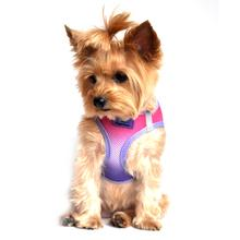 American River Choke-Free Dog Harness by Doggie Design - Raspberry Sundae Ombre
